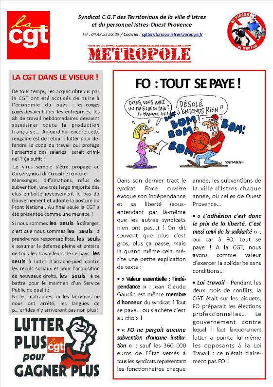 tract san ouest sept