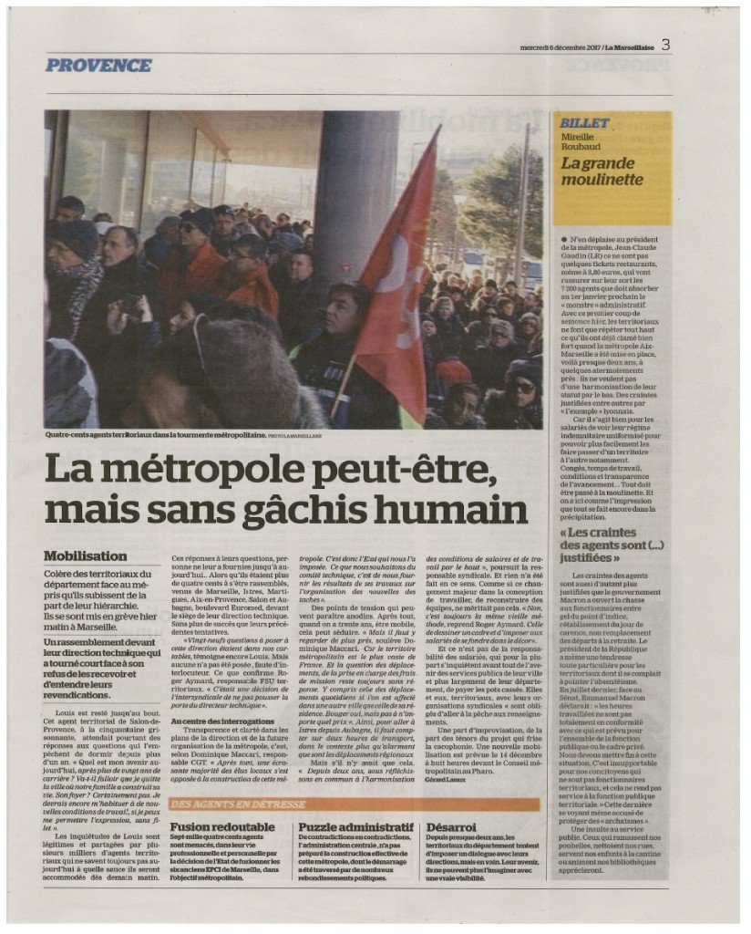 article marseillaise