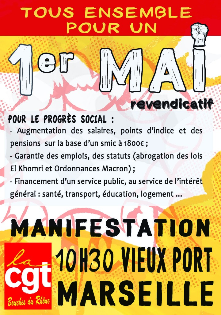 FLYER 1ER MAI RECTO