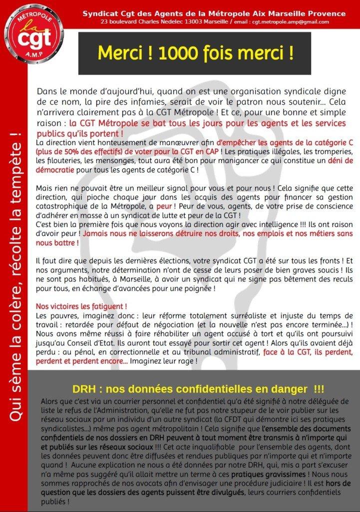lettre tract CAP C p1